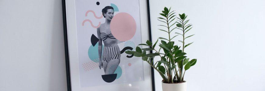 Snygga affischer för att ge liv till ens hem