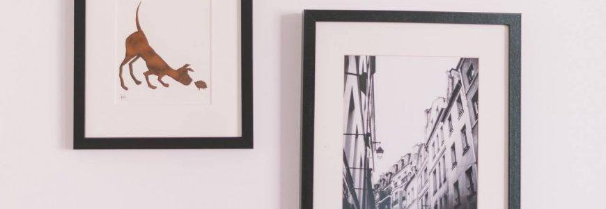 Affischer ger en personlig prägel åt hemmet
