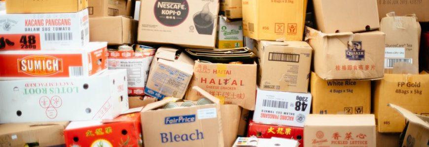 Emballage som rostskydd