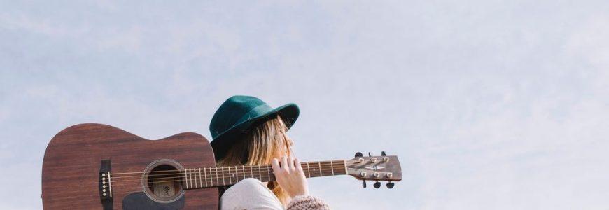 Gitarren är din biljett